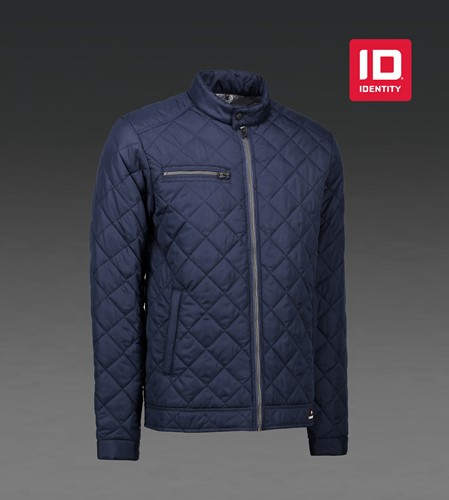 ID 0730 Quilted Jack - 7000 - Marine - 3XL