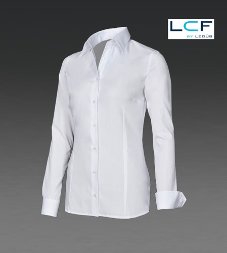 LCF 8009498 Roos Blouse Dames LS